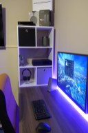 73 Most Popular Video Game Room Furniture Decor-891