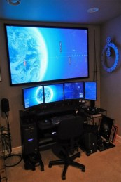 73 Most Popular Video Game Room Furniture Decor-882