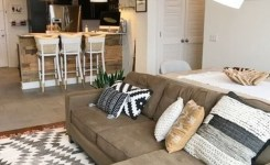 42 Beautiful Relaxing Brown And Tan Living Room Decoration Ideas