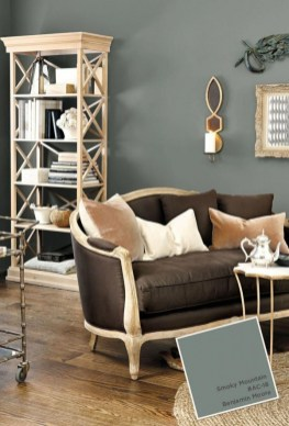 80 Most Popular Cozy Living Room Colors - Five (5) Tips to Create A Perfectly Casual It-51