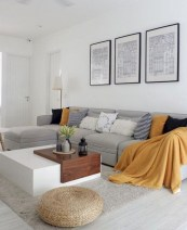 80 Most Popular Cozy Living Room Colors - Five (5) Tips to Create A Perfectly Casual It-85