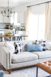80 Most Popular Cozy Living Room Colors - Five (5) Tips to Create A Perfectly Casual It-97