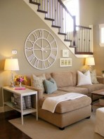 80 Most Popular Cozy Living Room Colors - Five (5) Tips to Create A Perfectly Casual It-111