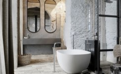91 Top Choices Luxury Bathrooms Accessories Ideas For You 43