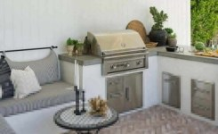 20 Great Outdoor Kitchen Ideas With The Most Affordable Cost 16