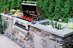 20 Great Outdoor Kitchen Ideas With The Most Affordable Cost 19