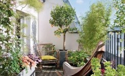 34 Beautiful Apartment Balcony Decoration Ideas Making The Most Out Of Your Balcony 12