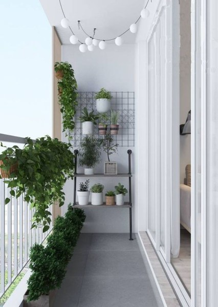 34 Beautiful Apartment Balcony Decoration Ideas Making The Most Out Of Your Balcony 14