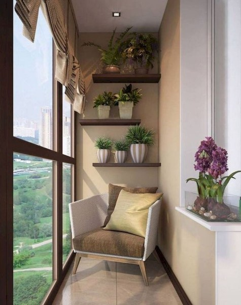 34 Beautiful Apartment Balcony Decoration Ideas Making The Most Out Of Your Balcony 16