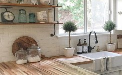 35 Kitchen Shelves Ideas That Make Your Kitchen Look Neat Tips On How To Choose The Right Unit 11