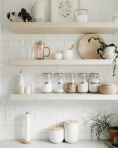 35 Kitchen Shelves Ideas That Make Your Kitchen Look Neat Tips On How To Choose The Right Unit 13