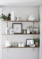 35 Kitchen Shelves Ideas That Make Your Kitchen Look Neat Tips On How To Choose The Right Unit 14