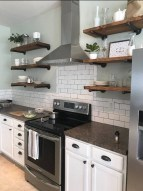 35 Kitchen Shelves Ideas That Make Your Kitchen Look Neat Tips On How To Choose The Right Unit 17