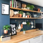 35 Kitchen Shelves Ideas That Make Your Kitchen Look Neat Tips On How To Choose The Right Unit 22
