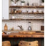 35 Kitchen Shelves Ideas That Make Your Kitchen Look Neat Tips On How To Choose The Right Unit 27