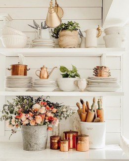 35 Kitchen Shelves Ideas That Make Your Kitchen Look Neat Tips On How To Choose The Right Unit 35