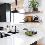 35 Kitchen Shelves Ideas That Make Your Kitchen Look Neat Tips On How To Choose The Right Unit 8