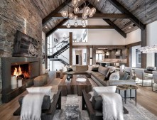 38 Most Popular Modern Living Room Decoration Ideas That Look Comfortable 26