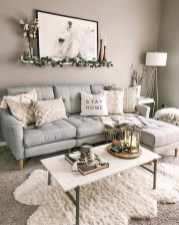 38 Most Popular Modern Living Room Decoration Ideas That Look Comfortable 4