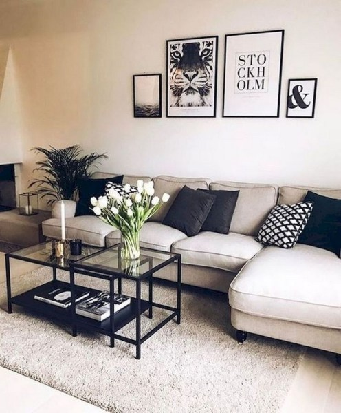 40 Inspiration Ideas Of The Most Popular Modern Living Room Ideas With Easy Tips To Redecorate Your Living Room 12