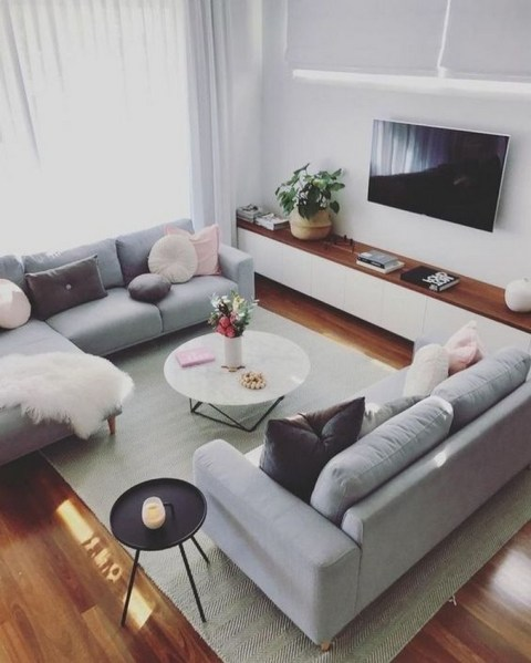 40 Inspiration Ideas Of The Most Popular Modern Living Room Ideas With Easy Tips To Redecorate Your Living Room 19