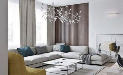 43 Beautiful Modern Living Room Decoration Ideas 11