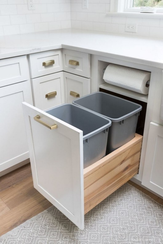 46 Most Popular Kitchen Organization Ideas And The Benefit It 1
