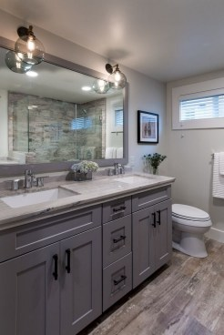 47 Best Master Bathroom Remodeling On A Budget Ideas 13