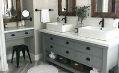 47 Best Master Bathroom Remodeling On A Budget Ideas 22