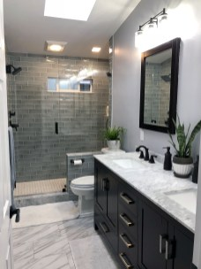 47 Best Master Bathroom Remodeling On A Budget Ideas 28