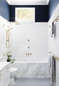 47 Best Master Bathroom Remodeling On A Budget Ideas 3