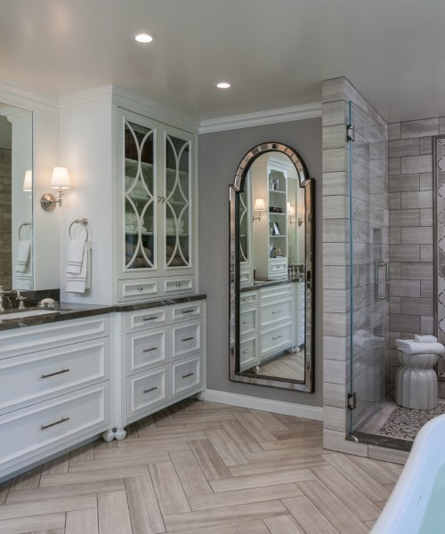 47 Best Master Bathroom Remodeling On A Budget Ideas 36