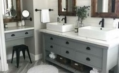 47 Best Master Bathroom Remodeling On A Budget Ideas 4