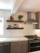52 Most Popular Kitchen Shelves Ideas For Inspiring Your Kitchen Design 31