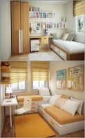 55 Model Bedroom Furniture Design Ideas For Small Functional Spaces 01