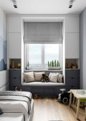 55 Model Bedroom Furniture Design Ideas For Small Functional Spaces 20