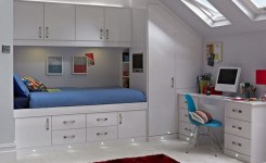55 Model Bedroom Furniture Design Ideas For Small Functional Spaces 41