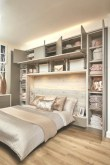 55 Model Bedroom Furniture Design Ideas For Small Functional Spaces 47