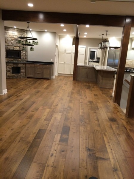 56 Sample Model Most Popular Wood Flooring - Hardwood, Engineered Wood, or Laminate Your Choice? 2340