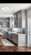 83 Grey Kitchen Wood island - Tips to Designing It Look Luxurious 2409