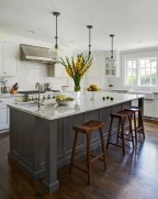 83 Grey Kitchen Wood island - Tips to Designing It Look Luxurious 2425