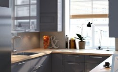 83 Grey Kitchen Wood Island Tips To Designing It Look Luxurious 42