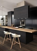 83 Grey Kitchen Wood island - Tips to Designing It Look Luxurious 2445