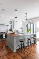 83 Grey Kitchen Wood island - Tips to Designing It Look Luxurious 2402
