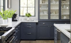 83 Grey Kitchen Wood Island Tips To Designing It Look Luxurious 53