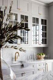 83 Grey Kitchen Wood island - Tips to Designing It Look Luxurious 2456