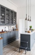 83 Grey Kitchen Wood island - Tips to Designing It Look Luxurious 2458