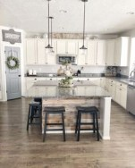 83 Grey Kitchen Wood island - Tips to Designing It Look Luxurious 2462