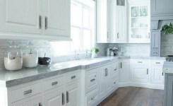 83 Grey Kitchen Wood Island Tips To Designing It Look Luxurious 7