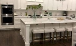 83 Grey Kitchen Wood Island Tips To Designing It Look Luxurious 75
